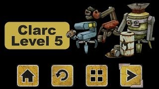 Clarc Level 5   Gameplay FULL HD