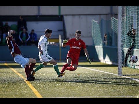 Resumen del partido Betis Deportivo-Arcos CF (2-0)