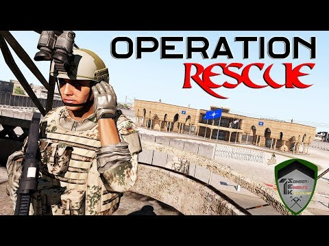 « Operation Rescue » [2/2] - ArmA 3 (Bundeswehr-Mod) #4 - 1.