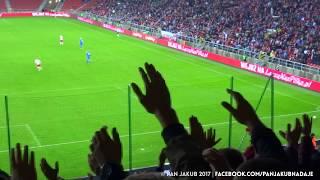 POL! SKA! Polska! Polska gol! | Doping | Łódź, Polska - Finlandia U-21