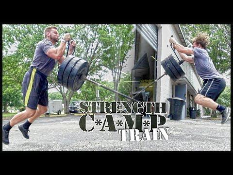 [TRAIN] Total Body Power & Speed