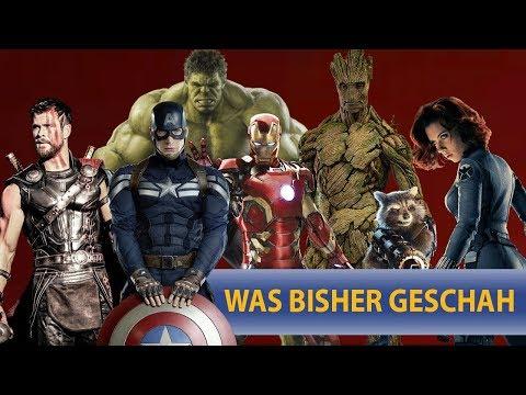 Marvel Recap | Wir fassen alle Marvel Filme für euch zusammen!