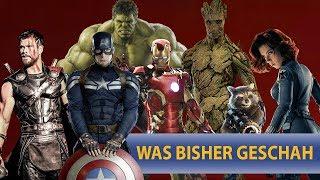 Marvel Recap Teil 1 | Wir fassen alle Marvel Filme für euch zusammen!