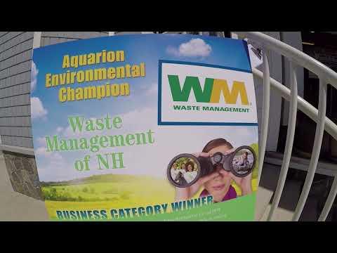 2017 Aquarion Environmental Champion Award Winners - New Hampshire