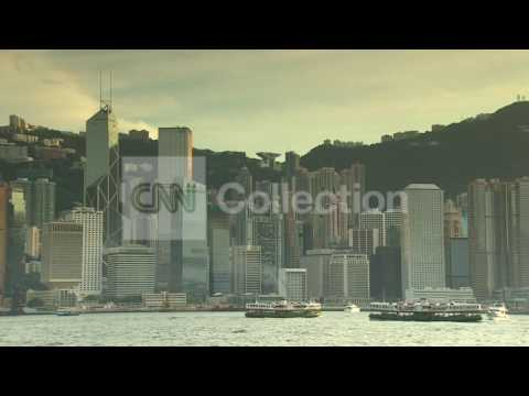 HK HARBOR BEAUTY SHOTS