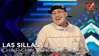 El tema sobre el dinero de Xcese le otorga algo impagable: una silla | Sillas 1 | Factor X 2018