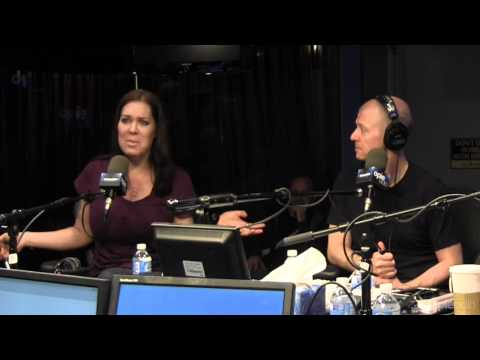 Chyna Finds Love Note From Stephanie To Triple H - @OpieRadio @JimNorton