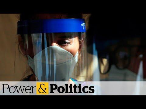 COVID-19: Nurses worry about equipment shortages   Power & Politics