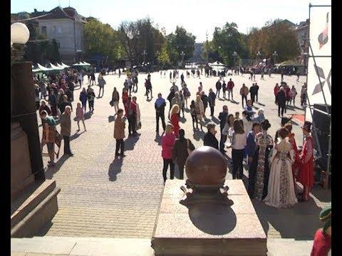 Телеканал ІНТБ: У Тернополі вперше відбулися «Культурні пікніки»