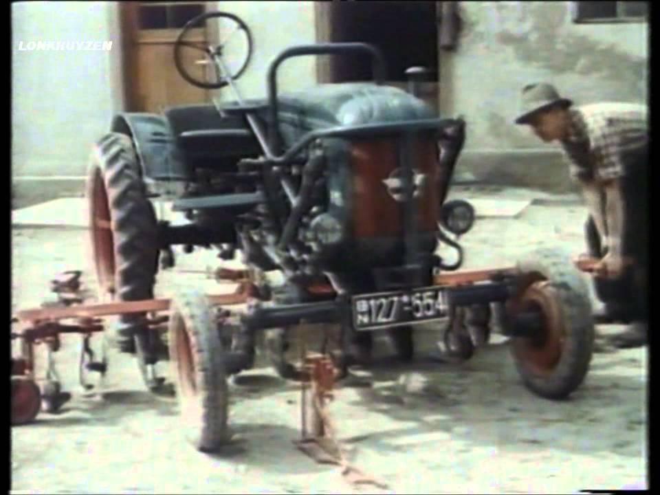 HANOMAG R12 Werbe film