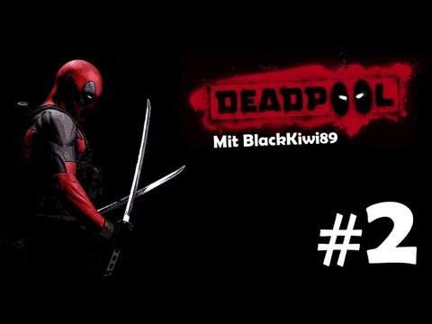 Deadpool [HD+] #2 - Boing, Boing, Boing, Banana! | Let's Play