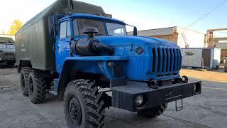 УРАЛ-43443 мастерская с хранения