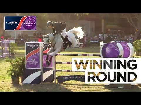 1st Victory for Andy Kocher - Longines FEI World Cup™ Jumping Del Mar (NAL)