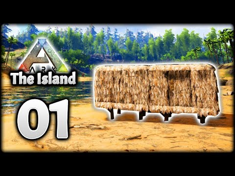 Let's Begin An EPIC ARK Adventure! | Let's Play ARK Survival Evolved: The Island | Episode 1