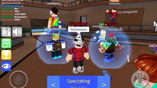 ROBLOX!!!! You guys should download it