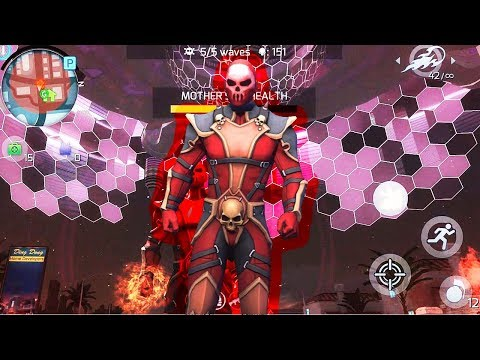 Gangstar Vegas - Blood Reaper VS Aliens Don't Try This