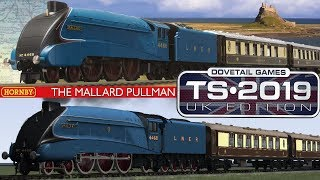 Train Simulator 2019 - Can A Hornby Layout Work???