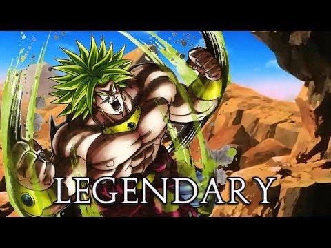 LEGENDARY SUPER SAIYAN BROLY DECK RETURNS!