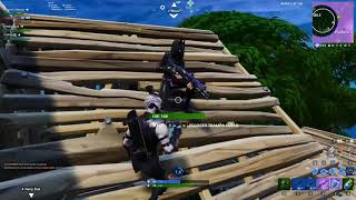 Winning with a SQUAD RANDOM - Fortnite Battle Royale - Secret_iDexter