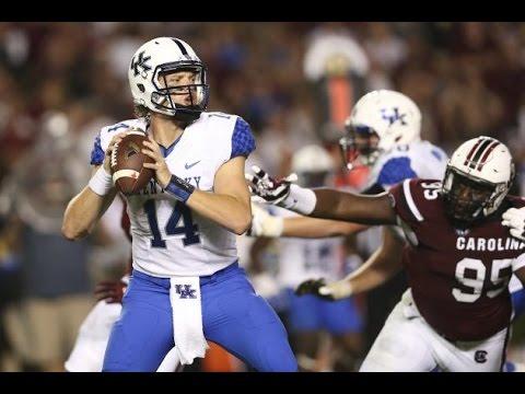 South Carolina Vs Kentucky Full Football GAME HD 2015
