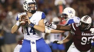 South Carolina Vs Kentucky Full Football GAME HD 2015