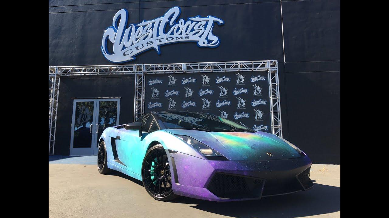 Galaxy Lamborghini Taylor Caniff Youtube