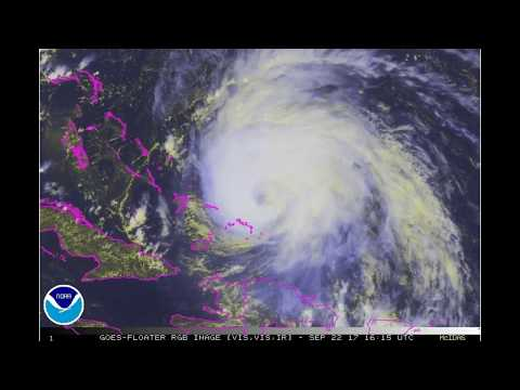 Hurricane Maria IMPORtANT! PM Update Friday Sept 22 2017