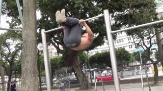 KENGURU PRO 街頭健身世界盃 2016 年申請參賽台灣高雄站:參賽選手張力元