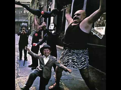 Strange Days - The Doors (lyrics)