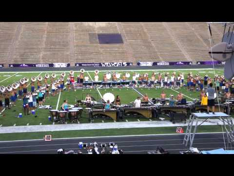 Blue Knights 2013  First Circle and Finale