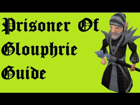 RSQuest: The Prisoner Of Glouphrie Quest Guide