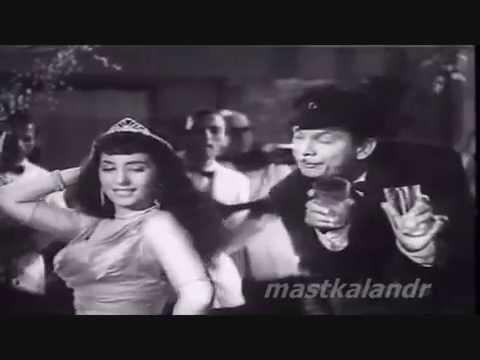नशे में हम नशे में तुम..Suman Kalyanpur_Rafi_Jan Nisar ...