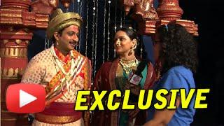 Shruti Marathe & Amol Kolhe As Parvati Bai & Sadashivrao - Rama Madhav Music Launch - Interview