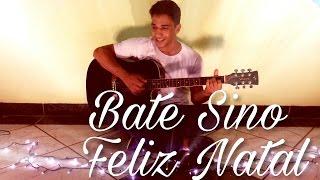 FELIZ NATAL - BATE O SINO - Joan Rodriges - cover
