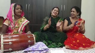 🌹#माँ#गौरी#जी#का भजन#||🌹bhajan bela by 🌹Rekha🌹