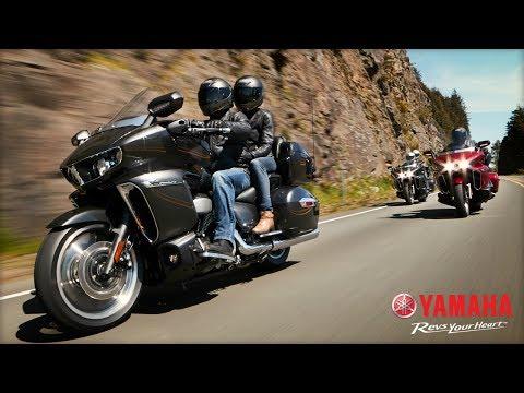 2018 Yamaha Star Venture - Rider Confidence