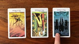 Daily Tarot Reading for 12 December 2017 | Gregory Scott Tarot