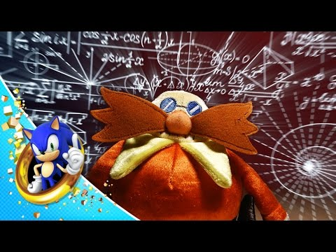 How to Make a Badnik, with Dr. Eggman