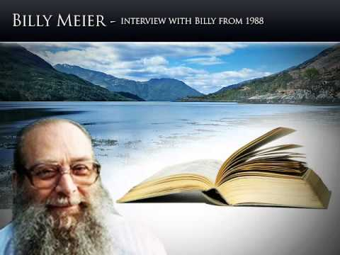 Billy Meier - Interview with Billy from 1988 part 1/2