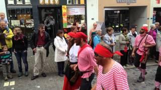 Lenzburger Jugendfest 2014 Umzug Piraten