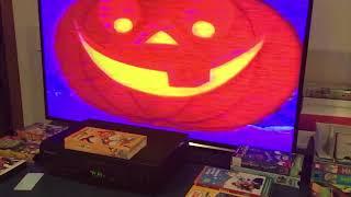 Closing to Walt Disney Cartoon Classics: Halloween Haunts 1990 VHS