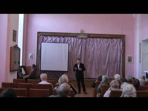 Гор Саргсян, Детский оперный театр СПБ (ГБНОУ ДУМ СПБ), Академический вокал, 13-15 лет