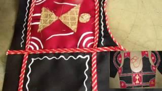 Prasanta Blouse Design J /Make Fashion Tutorial part 3 of 3