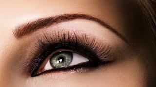 Уроки макияжа - Как правильно красить брови