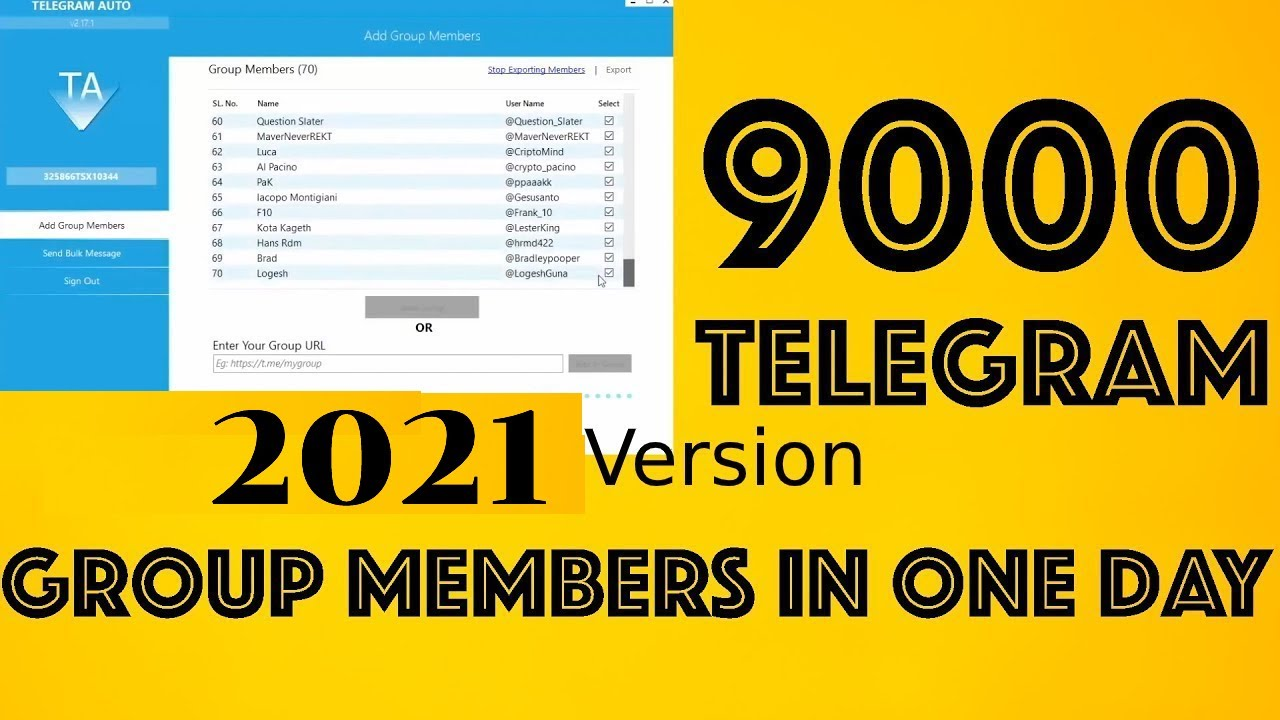 Get Telegram Auto 2 18 4 Cracked Free Download