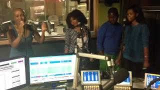 @CastleMilkstout unplugged with Ndoh Dlamini