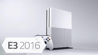 Xbox One S - E3 Trailer