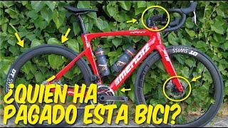 MI NUEVA BICICLETA DE CARRETERA MENDIZ F12 | DANIEL RACE