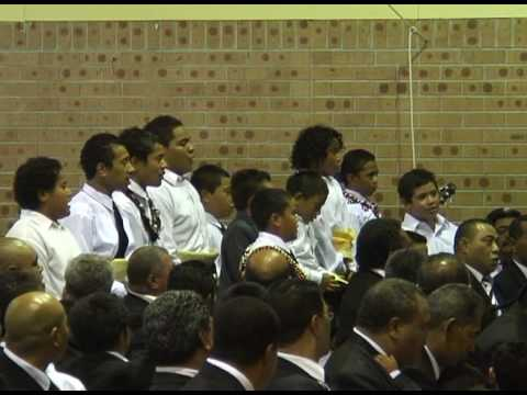 Siasi Tonga Tauataina Sister Act Arrangement