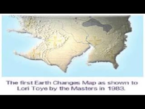 Lori Toye Earth Changes and the Masters